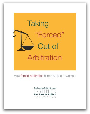 Taking-Forced-Out-Of-Arbitration-Cover-Image
